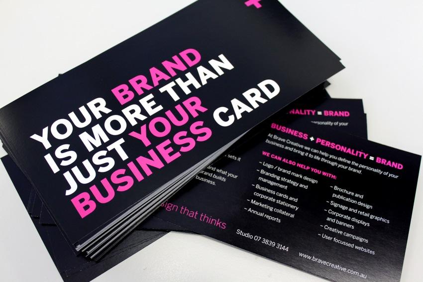 Business Cards | Brave Workshop